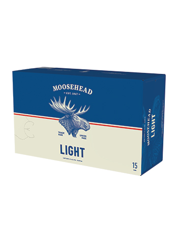 Moose Light Pack Cans