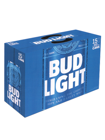 Budlight15pack
