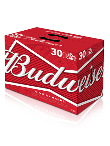 Budweiser30pack
