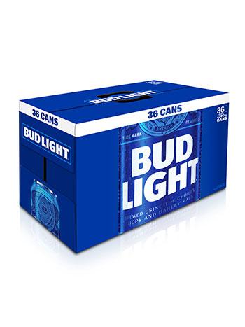 Bud Light 36 Pack
