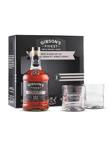Gibson's Finest Bold 8YO