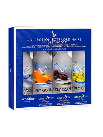 Grey Goose Mini Flavour Pack