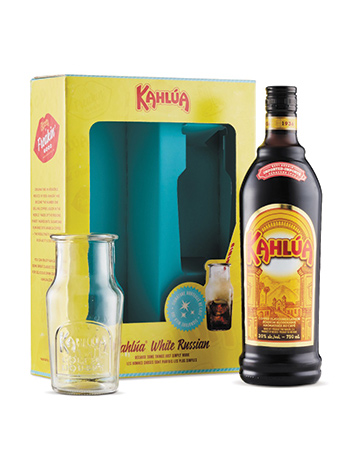 Kahlua Milk Jug Gift Pack