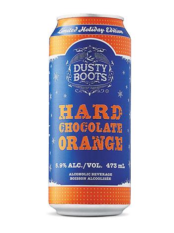 Dusty Boots Chocolate Orange