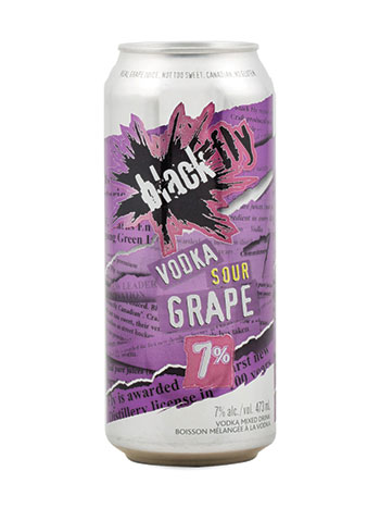 Black Fly Sour Grape