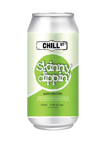 Skinny Dippin Apple Cider