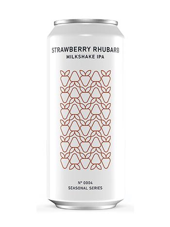 Moosehead Small Batch Strawberry Rhubarb Milkshake IPA