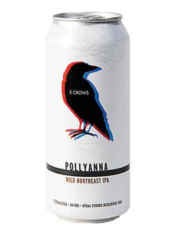 Pollyanna Wild NE IPA - PEI Liquor Control Commission