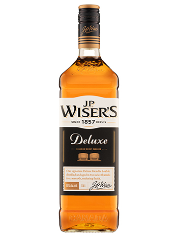 J.P. Wiser's Deluxe Canadian Whisky