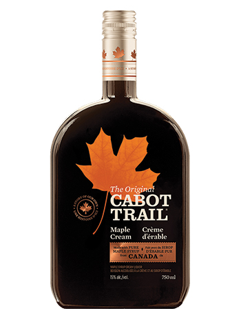 Cabot Trail Maple Cream Liqueur