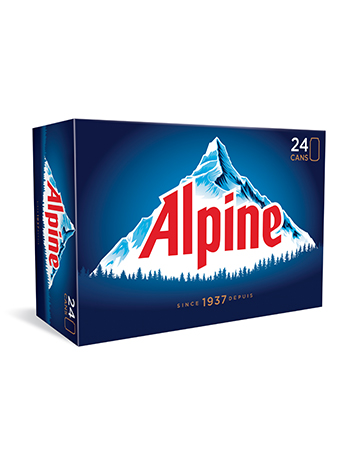 Alpine 24 Pack Cans