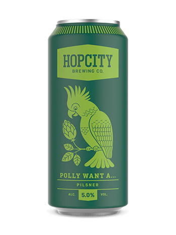 Hop City Polly Want A Pilsner