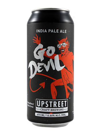 Upstreet Go Devil IPA