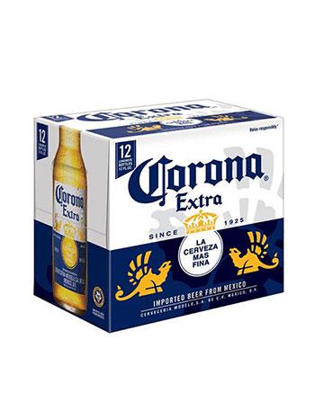 Corona 12 Pack Bottles