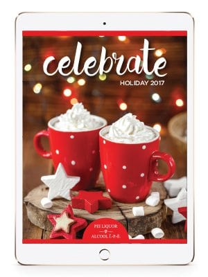 PEI Liquor Holiday eFlyer 2017