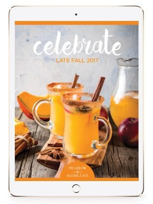 PEI Liquor Late Fall eFlyer