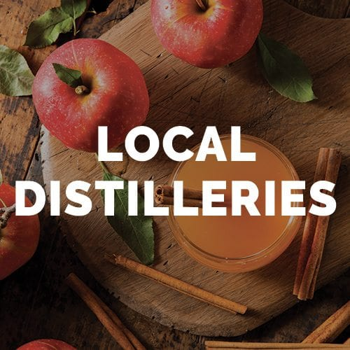 Prince Edward Island Distilleries