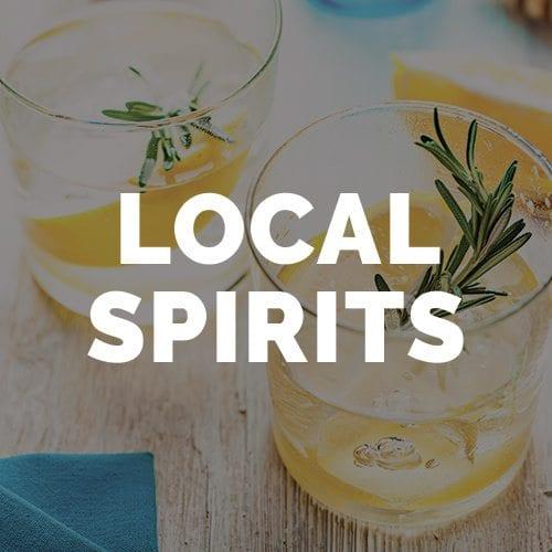 Prince Edward Island Spirits