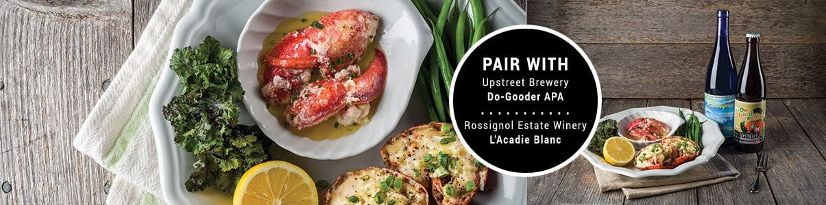 Garlic-Butter-Grilled-PEI-Lobster