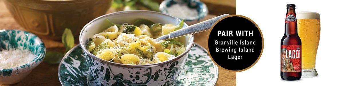 Potato-and-Zucchini-Orecchiette-Pasta