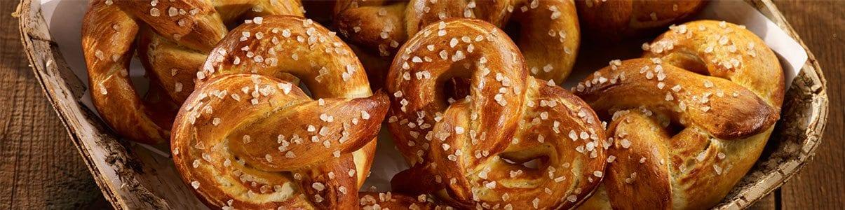 pretzels