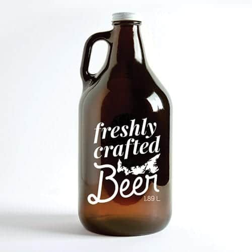 PEI Liquor Growler