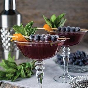 PEI Blueberry Drink
