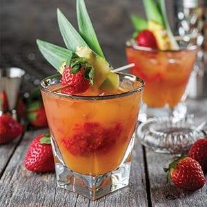 PEI Strawberry Drink