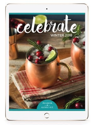PEI Liquor Winter eFlyer 2018