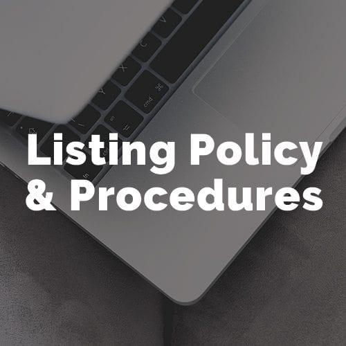 PEI Liquor Listing Policy and Procedures