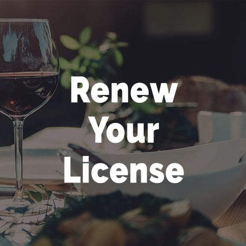 PEI Liquor License Renewals