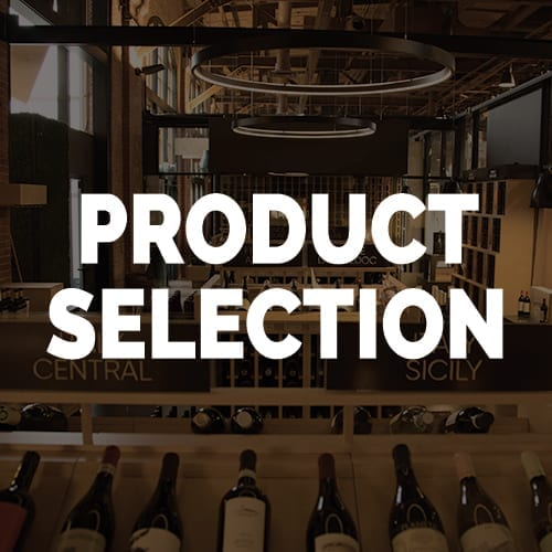 Notables Product Selection