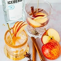 Autumn Apple Tonic